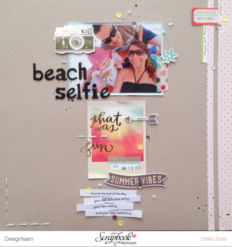beachselfie layout
