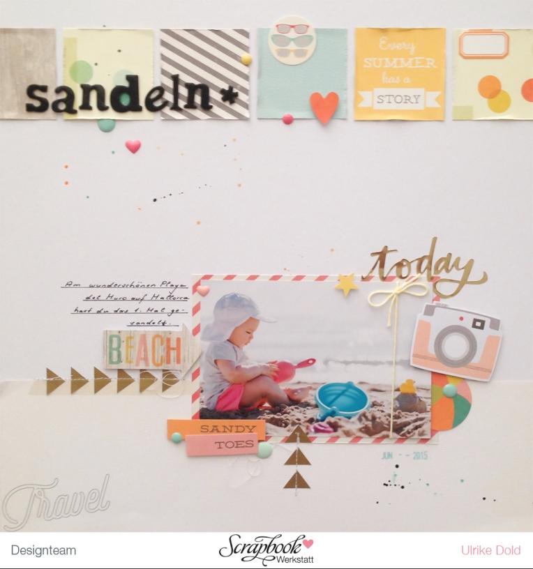 sandeln layout