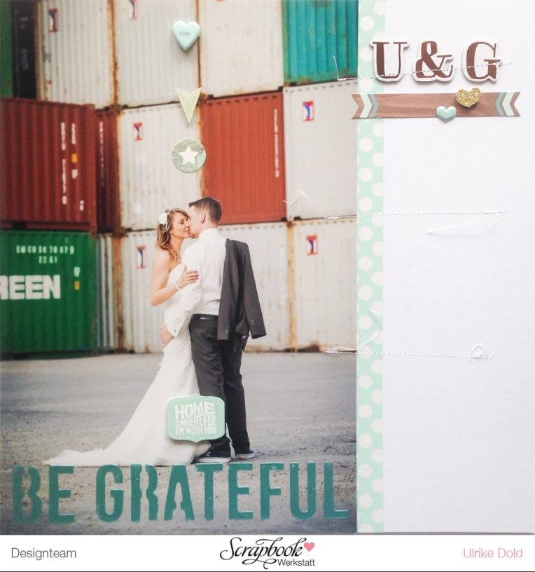 Ulrike Dold - be grateful DT