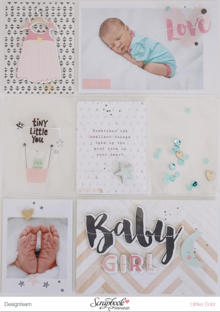 Titelseite Babyalbum DT