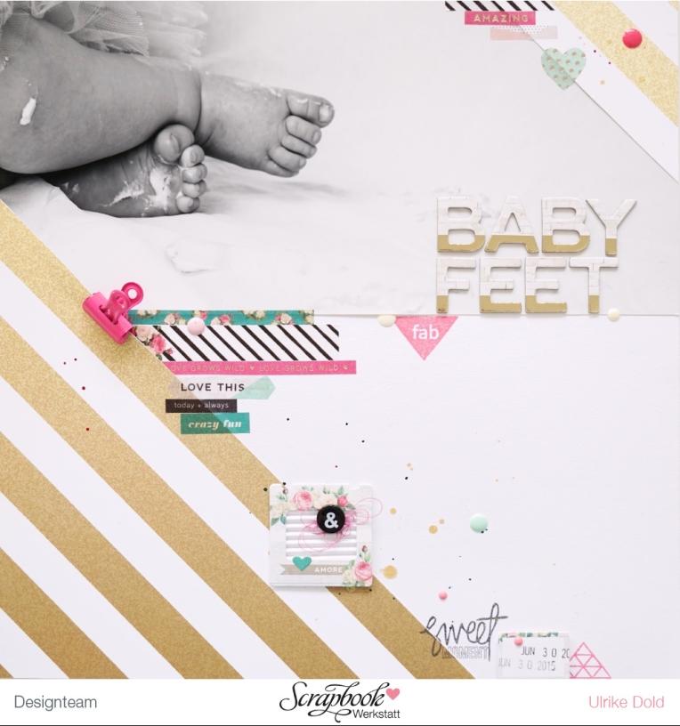 Baby Feet DT