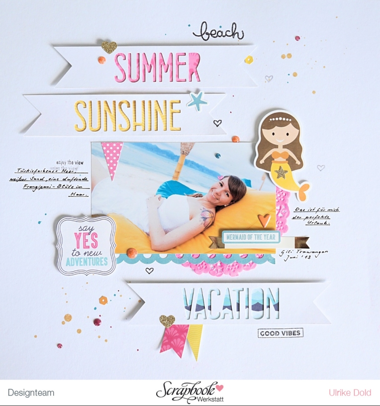 Summer Sunshine Vacation DT
